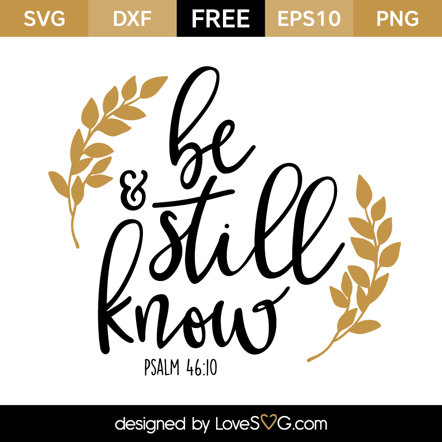 LoveSVG daily offers free SVG cut files for your personal DIY projects. The free cut files include SVG, DXF, EPS and PNG files. You can create amazing projects with those adorable quotes and custom designs using your Cricut Explore, Silhouette and more.