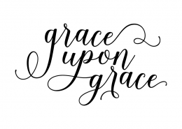 Free SVG cut Files - Grace upon Grace