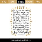 Free SVG cut files - 1_Corinthians_13_4-8