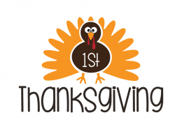Free SVG cut files - 1st Thanksgiving