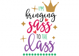 Free SVG cut files - Bringing Sass to the Class