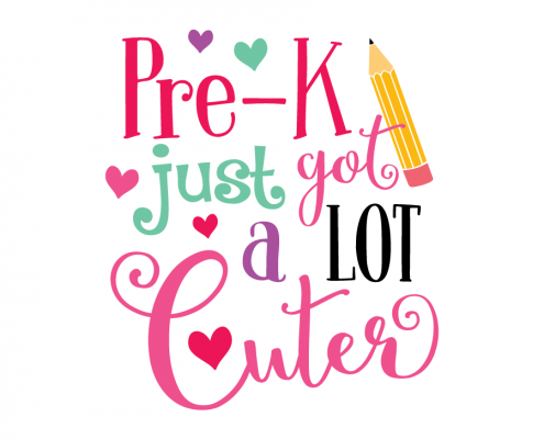 Pre K Quotes Download Beautiful Free Svg's Quote Files  Lovesvg