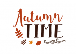 Free SVG cut files - Autumn Time