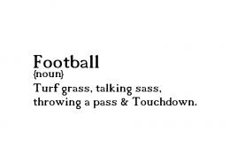 Free SVG cut file - Football