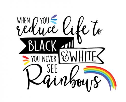 Rainbow Free SVG cut file