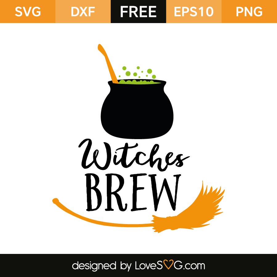 Witches Brew Lovesvg Com