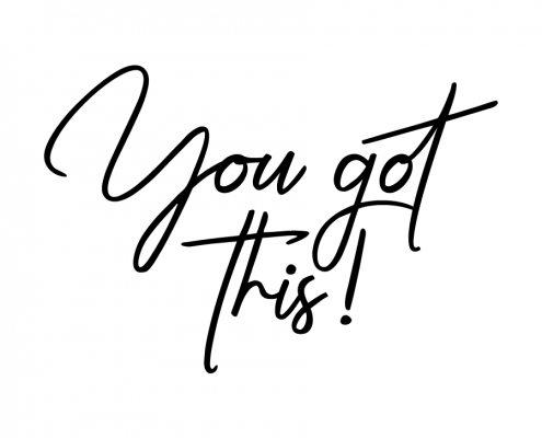 Free SVG cut file - You got This