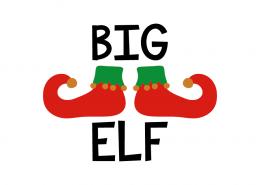 Free SVG cut file - Big Elf