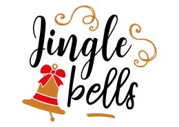 Free SVG cut file - Jingle bells