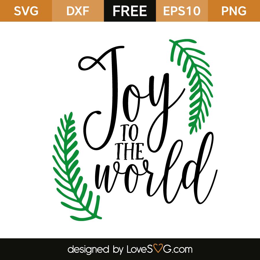 Download Joy to the world | Lovesvg.com