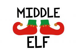 Free SVG cut file - Middle Elf