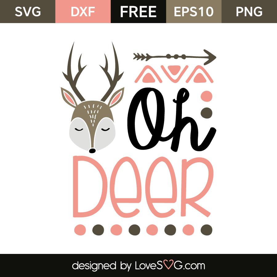 Oh deer for Oh design