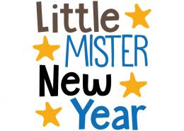 Free SVG cut file - Little Mister Nice List