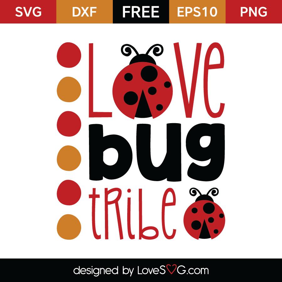 Download Love Bug Tribe | Lovesvg.com
