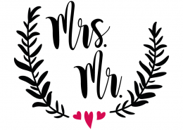 Free SVG cut file - Mrs. Ms