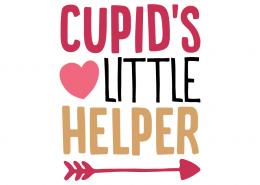 Free SVG cut file - Cupid's little Helper