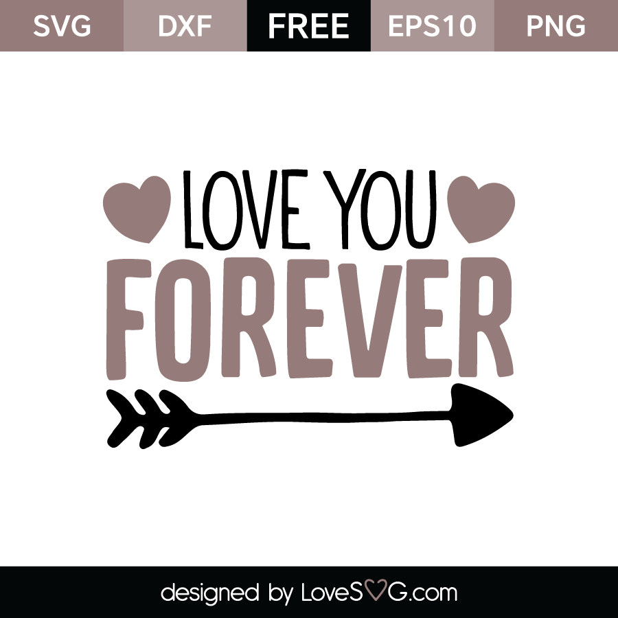 Download Love you Forever | Lovesvg.com