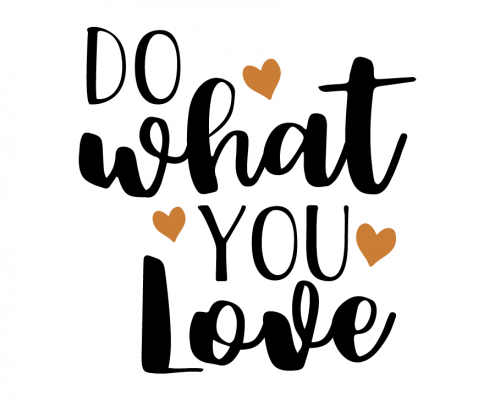 Free SVG Cut File - Do what you love