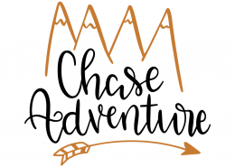 Free SVG cut file - Chase Adventure