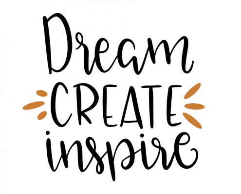 Free SVG cut file - Dream Create Inspire