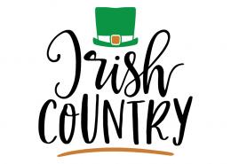 Free SVG cut file - Irish country