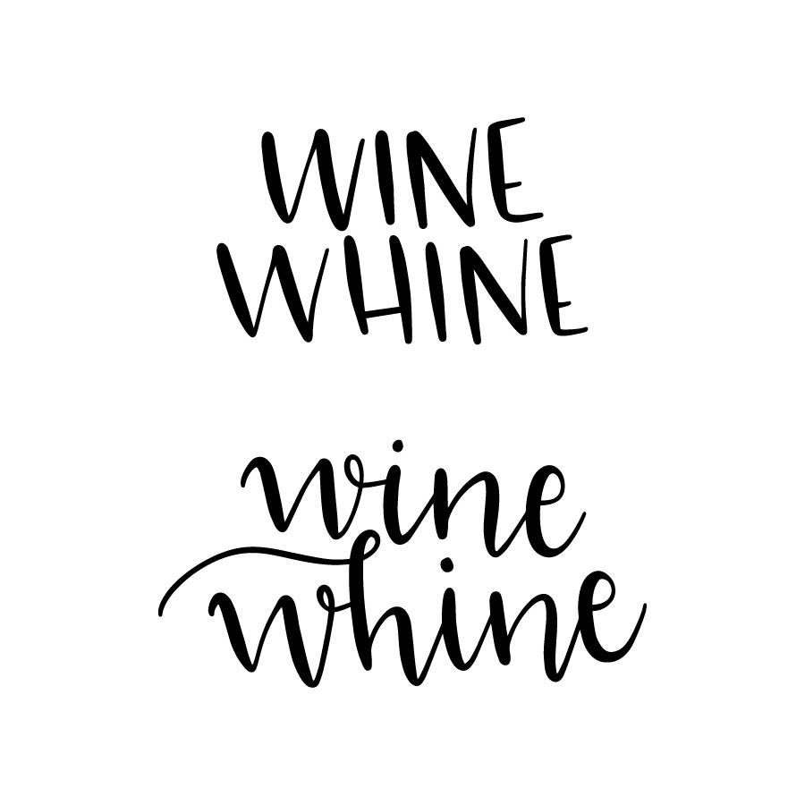 Wine Whine