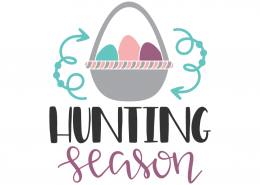 Free SVG cut files - Hunting season