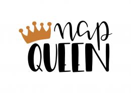 Free SVG cut files - Nap Queen
