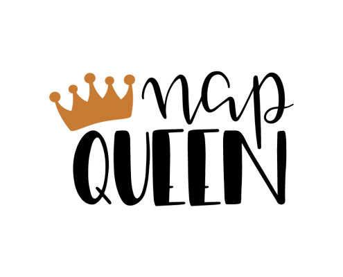 Free SVG cut files - Nap Queen