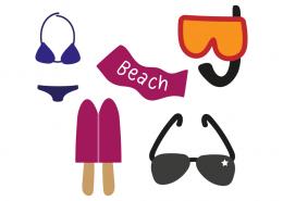 Free SVG files - Summer | Lovesvg com