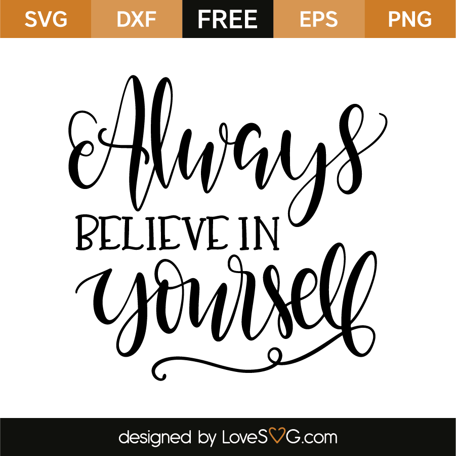 It is a graphic of Handy Inspirational Quotes Svg