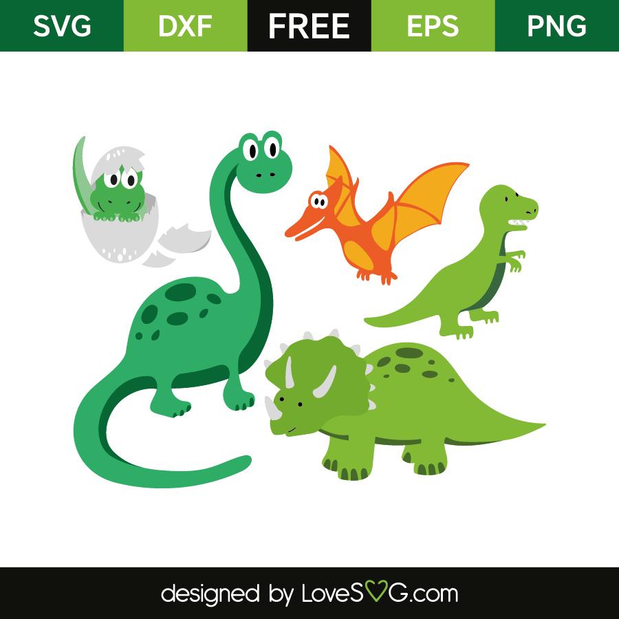 Download Dinosaurs Design | Lovesvg.com