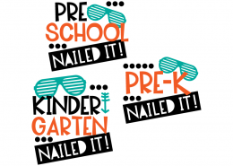 Pre K Quotes Awesome Free Svg Files  Quotes  Lovesvg