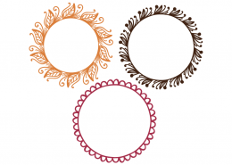 page - Monogram Frames