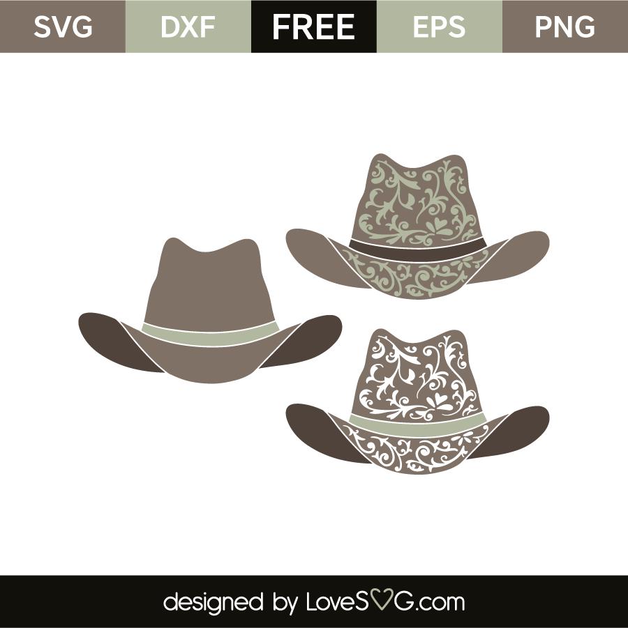 Cowboy hats | Lovesvg.com