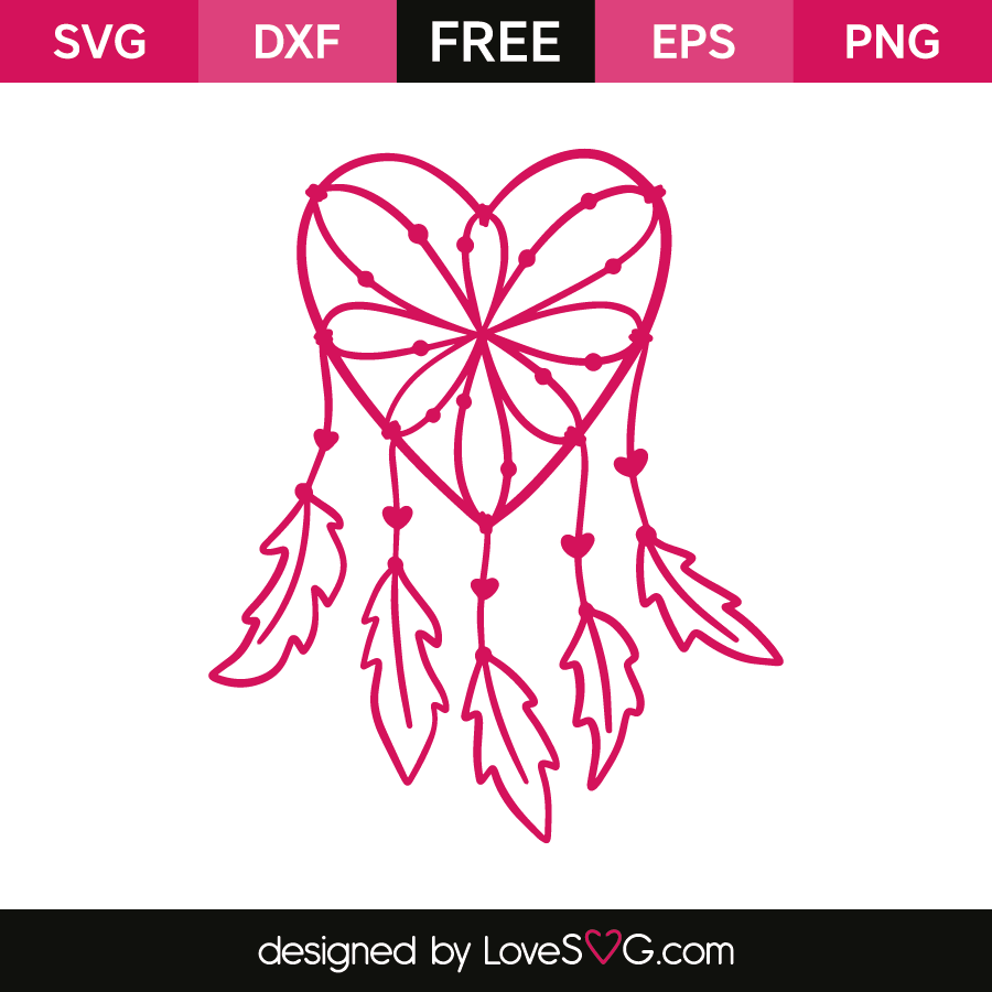 Dream Catcher Lovesvg Com