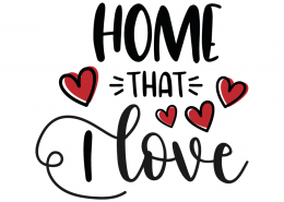 Home that I love