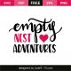 Empty nest adventures