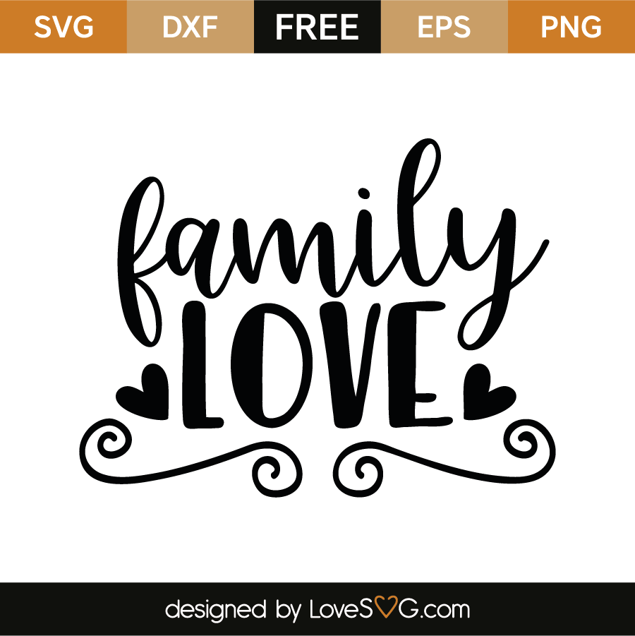 family love lovesvg com