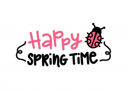 Happy spring time