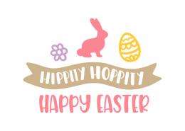 Hippity hoppity - Happy Easter