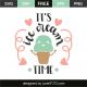 It's ice cream time