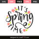 It's spring time