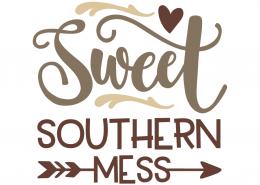 Sweet southern mess