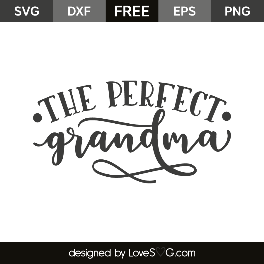 The perfect grandma