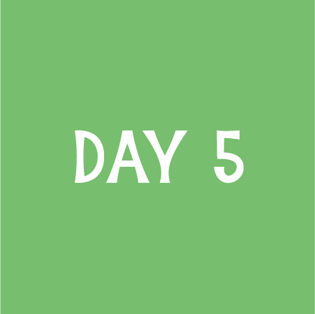 March - Day 5