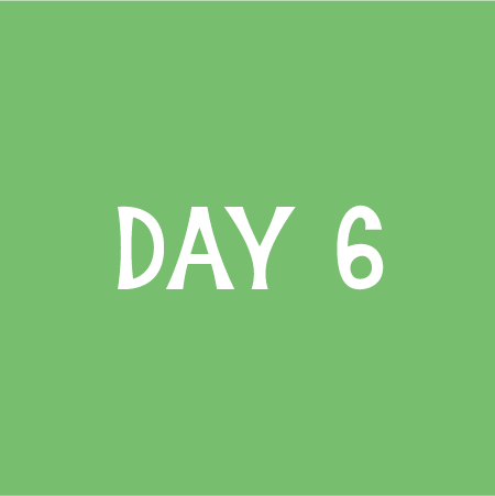 March - Day 6