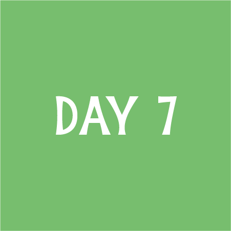March - Day 7
