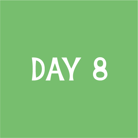 March - Day 8