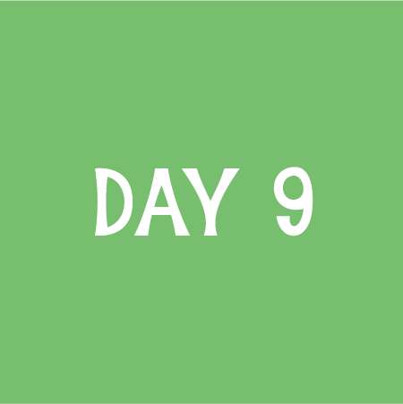 March - Day 9